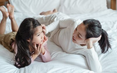 The Fun and Stress Can Multiply When You're a Parent in a Big Family